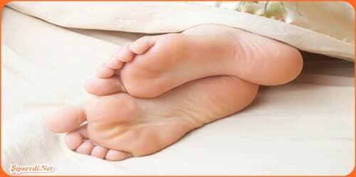 ayak usumesi nedenleri