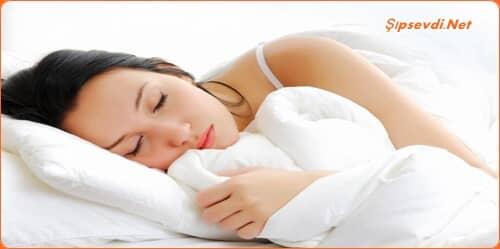 uyurken ağızdan su gelmesi