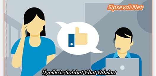 uyeliksiz chat